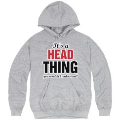It's a Head thing