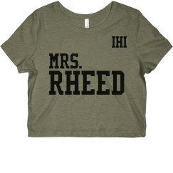 Mrs. Rheed