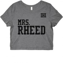 Mrs. Rheed