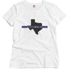 Back the Blue Texas