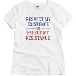 Expect My Resistance