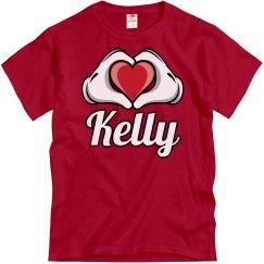 I love Kelly