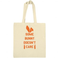 Some Bunny Doesnt Care Easter Bags