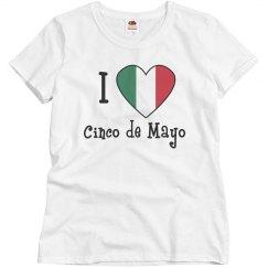 I heart Cinco de Mayo