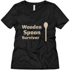 Wooden Spoon Survivor