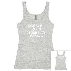 Joseph Pilates quote...