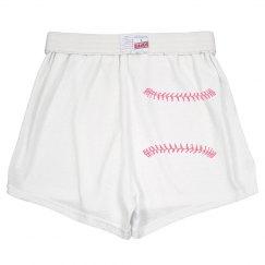 Baseball cheer shorts