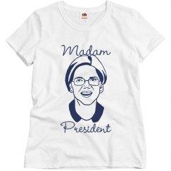Warren Madam President