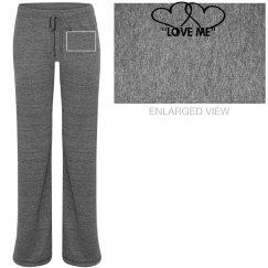 """LOVE ME"" Yoga Pants"