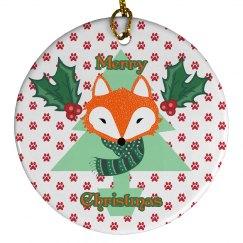Merry Xmas Fox