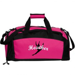Heather personalized bag