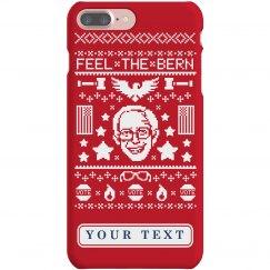 Feel The Bern Ugly Xmas