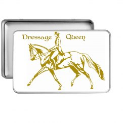 """Dressage Queen"" Treat Tin"