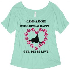 Camp Sammy Tee 2