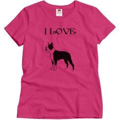 I LOVE (favorite breed)