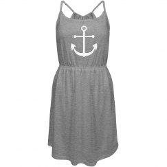 Trendy Anchor Girl