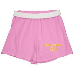 Awsome girl shorts