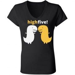 High Five Dino