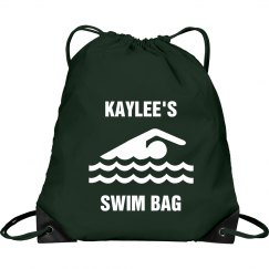 Kaylee's swim bag