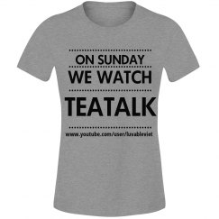 Teatalk sunday
