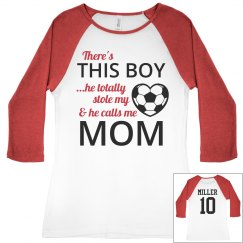Soccer Mom's Heart