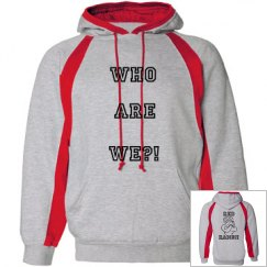 Who Are We Hoodie