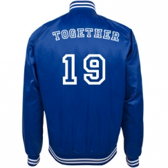 TOGETHER SINCE COUPLES BASEBALL MATCHING JERSEY