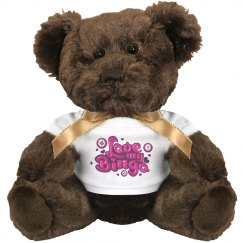 love my bingo bear