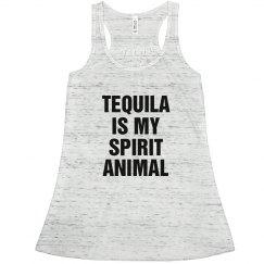 Tequila Spirit Animal
