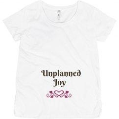 Unplanned joy
