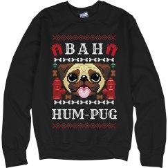 Black Bah Hum-Pug