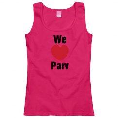 We Love Parv- Tank