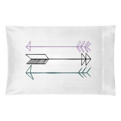 Arrow pillow