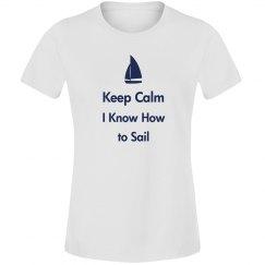 Keep Calm & Sail, v3