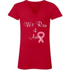 Breast Cancer Run Tee