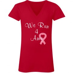 Breast Cancer Run Tee