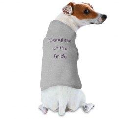 Doggy Wedding Shirt