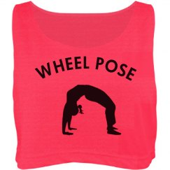 Yoga Wheel Pose
