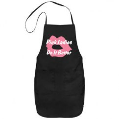 Pink Ladies Better Apron