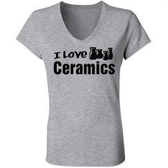 I love Ceramics