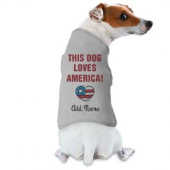 This Dog Loves America