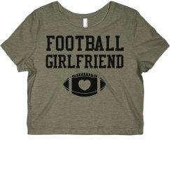 Football GF Crop Top