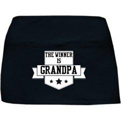 Winner is grandpa
