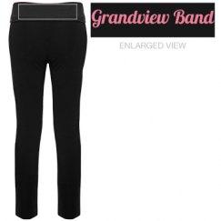Band yoga pants