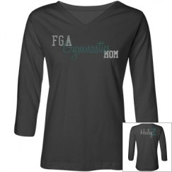 FGA mom/ Name on Back