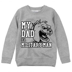 My Dad Military Man