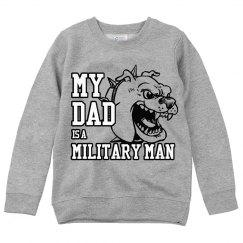 My Dad Military Man