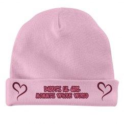 Matching Baby Hat