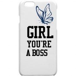 Girl you're a boss