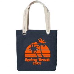 Spring Break Bag